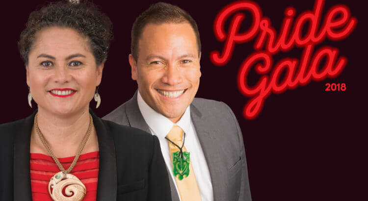 Auckland Pride Gala: Friday 2 February 2018 – Q Theatre