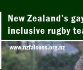 Get the NZ Falcons to the Bingham Cup 2018 – Give A Little Campaign