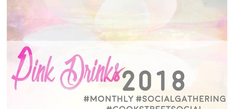 Pink Drinks – 3 March 2018 – Hamilton