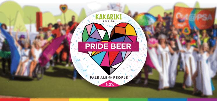 Wellington raises a beer for Pride Festival – 24 February 2018