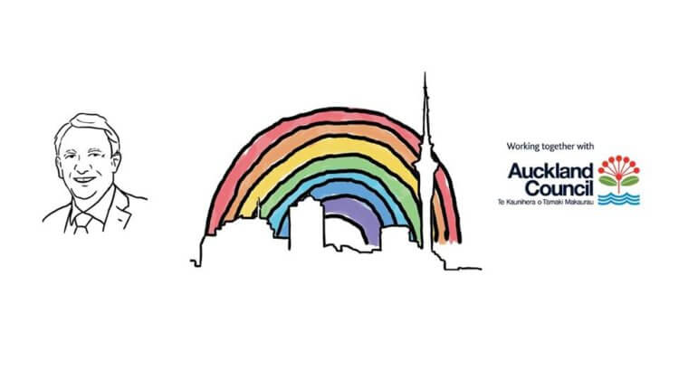 Talk with Mayor Phil Goff – creating a Rainbow-friendly Auckland – 12 March 2018