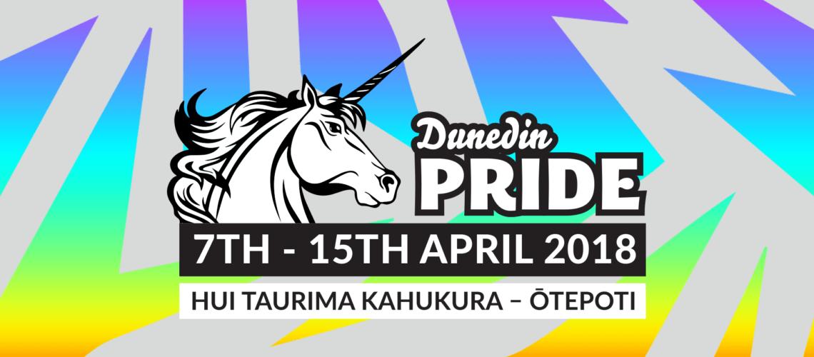 Dunedin Pride – 5 to 15 April 2018