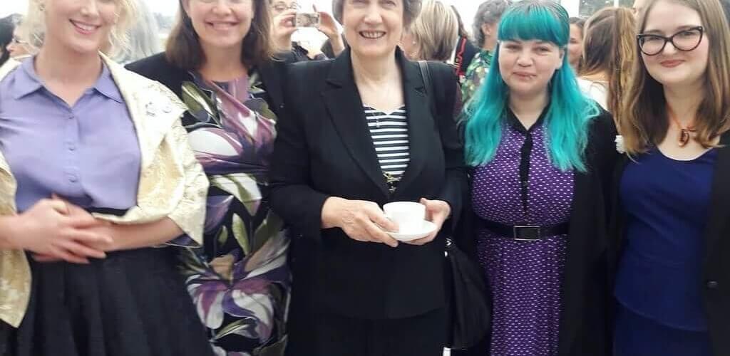 International Women's Day & #Suffrage125 – Social Media Posts