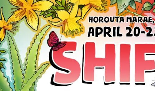 Shift Hui 2018 – 20 to 23 April 2018 – Porirua