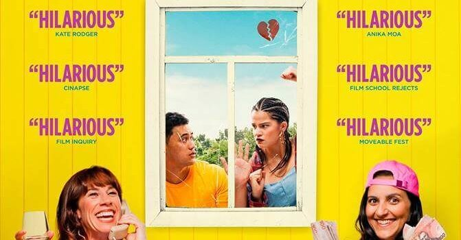 Film Fundraiser – The Breaker Upperers – 17 May 2018 – Wellington Lesbian Radio