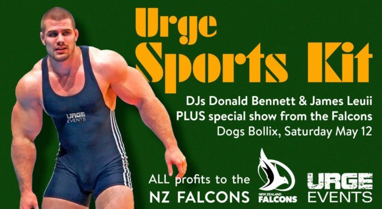 URGE Sports Kit Night – 12 May 2018