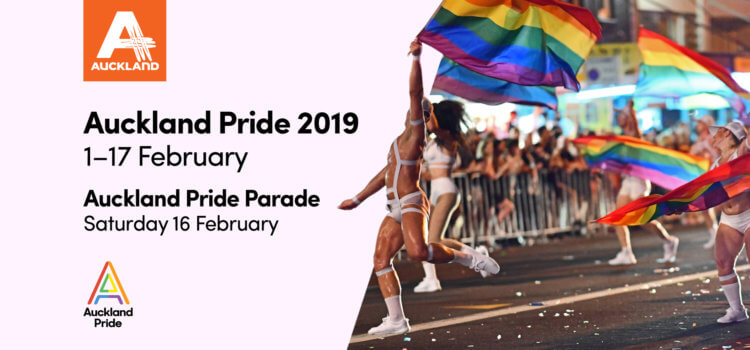 Auckland Pride Festival – 1 to 17 February 2019