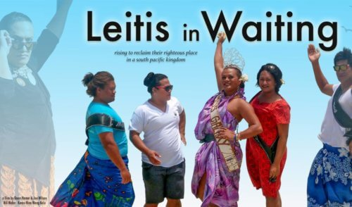 Leitis in Waiting – Tonga
