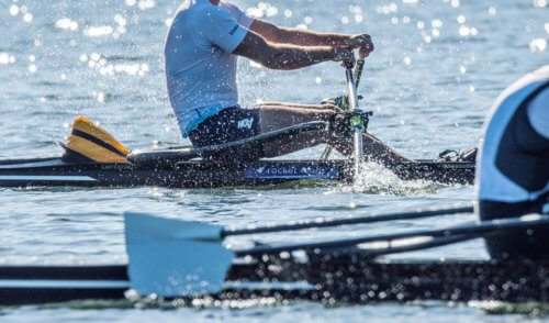 Rower Robbie Manson – Lets Do Some Good