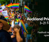 RNZ: Strong Pacific voice at pride march