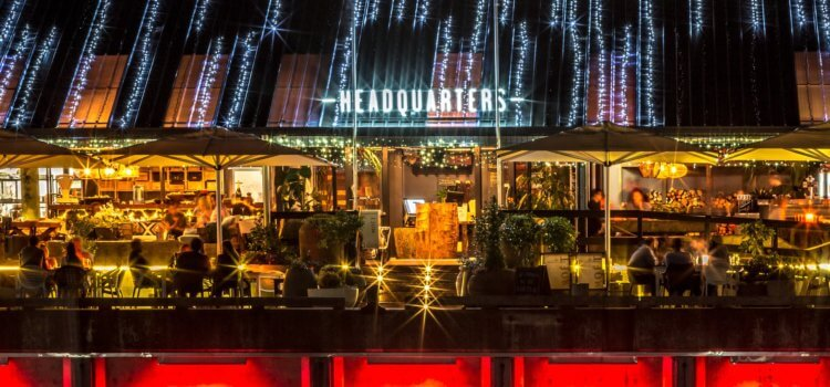 Headquarters Viaduct Bar – Leo Molloy