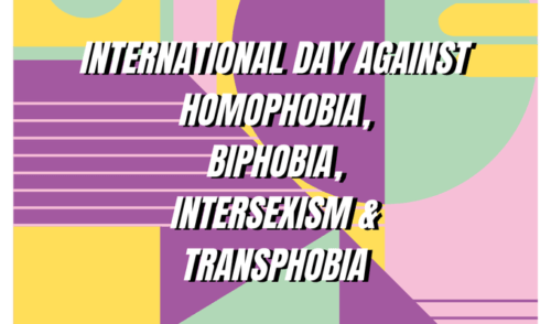 International Day against Homophobia, Transphobia & Biphobia 2020 – #IDAHOBIT2020