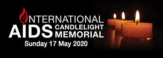 International AIDS Candlelight Memorial – 17 May 2020