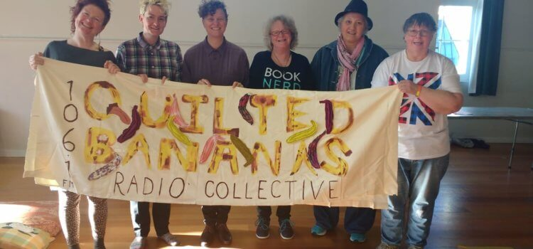 Quilted Bananas Radio – Wellington