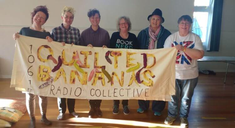 Quilted Bananas Radio – Wellington
