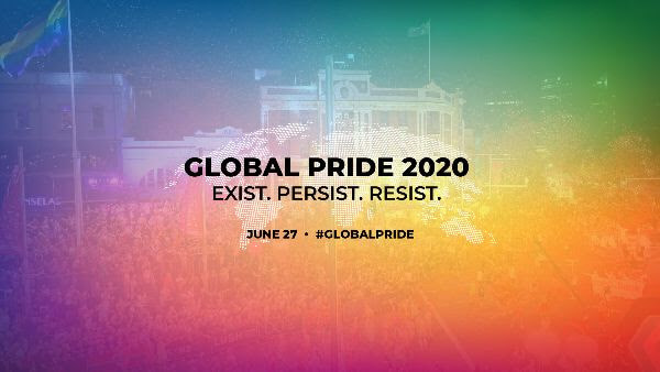 NZ Pride Festivals Join Sensational International Line-Up For Global Pride – 27 to 28 June 2020