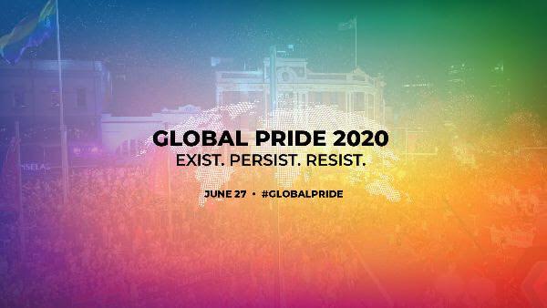 NZ Pride Festivals Join Sensational International Line-Up For Global Pride – 27 to 28 June 2020