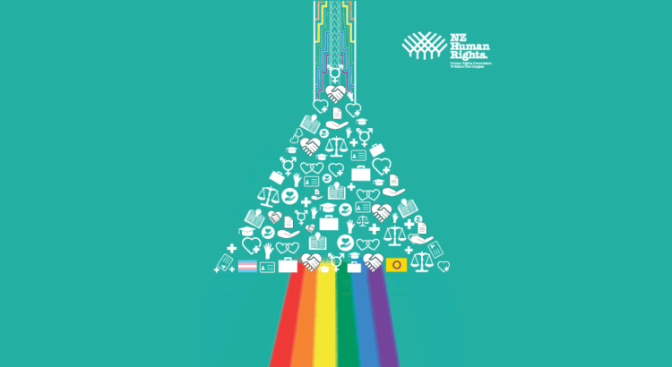 "Human Rights Commission issues report on ""rainbow"" human rights in Aotearoa New Zealand."