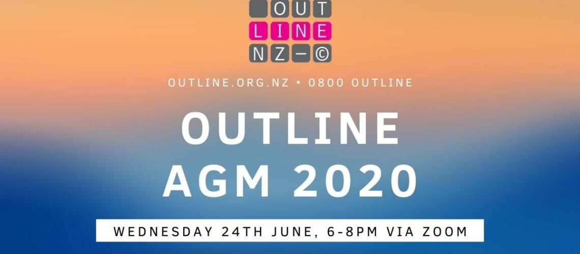 OUTLine AGM 2020 – 24 June 2020
