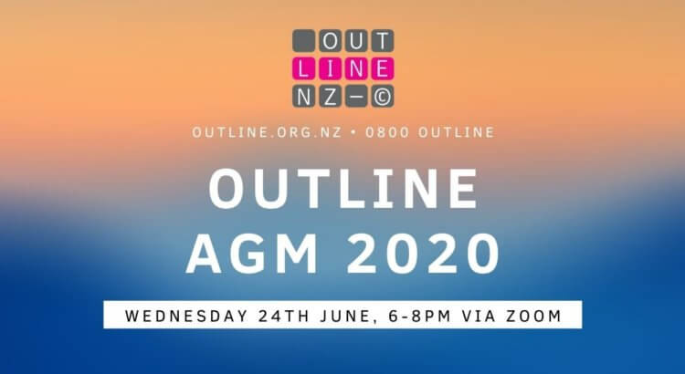 OUTLine AGM 2020 – 24 June 2020