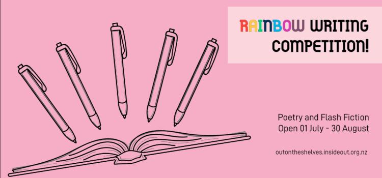 Rainbow Writing Competition | Whakataetae Tuhituhi