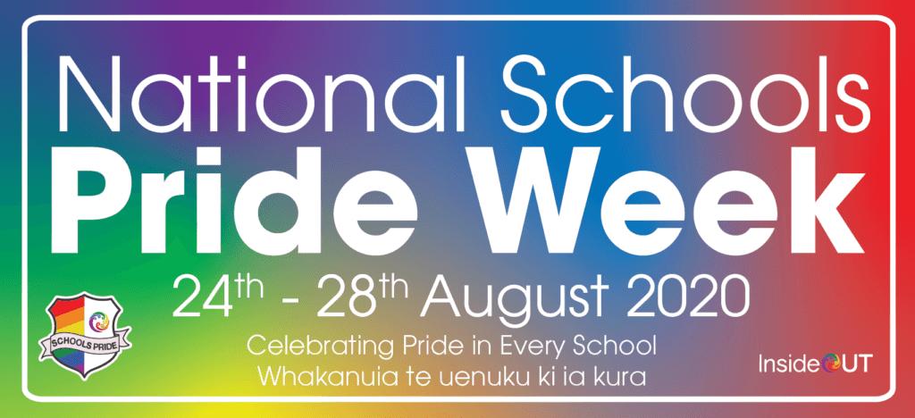 Schools Pride Week 2020